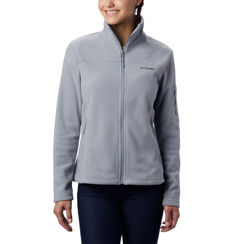 Fast Trek™ II Jacket | 032 | XS Fast Trek™ II Jacket da donna, Tradewinds Grey, front