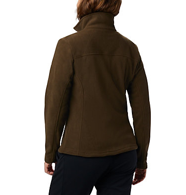 Women's Fast Trek™ II Fleece Jacket Fast Trek™ II Jacket | 010 | XS, Olive Green, back