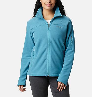 Women's Fast Trek™ II Fleece Jacket Fast Trek™ II Jacket | 370 | XS, Canyon Blue, front
