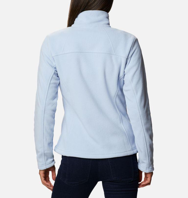 Fast Trek™ II Jacket | 467 | XL Women's Fast Trek™ II Fleece Jacket, Faded Sky, back