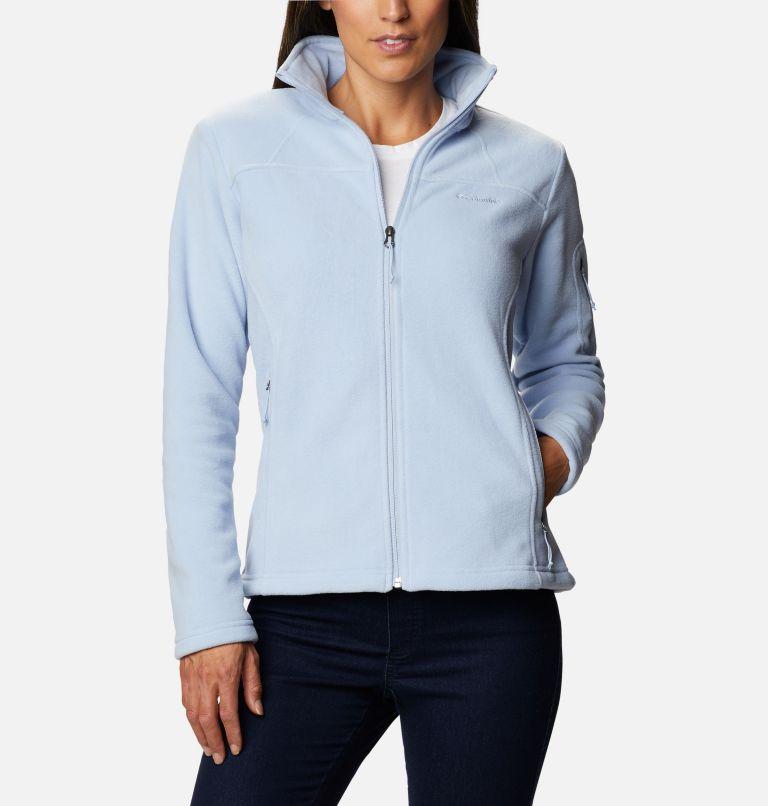 Fast Trek™ II Jacket | 467 | XL Women's Fast Trek™ II Fleece Jacket, Faded Sky, front
