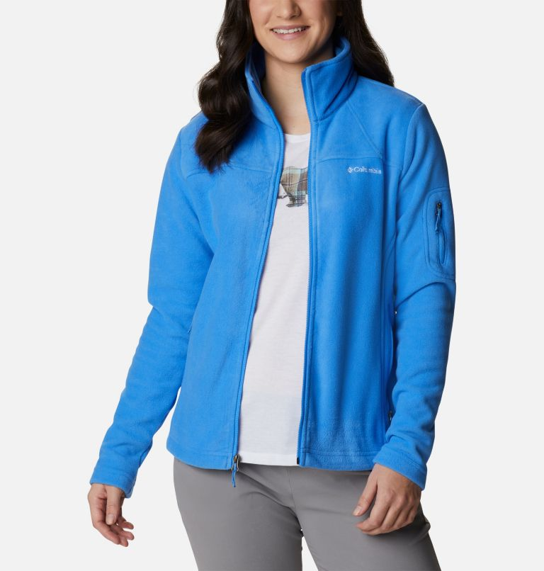 Fast Trek™ II Jacket | 487 | S Veste Fast Trek™ II Femme, Harbor Blue, front