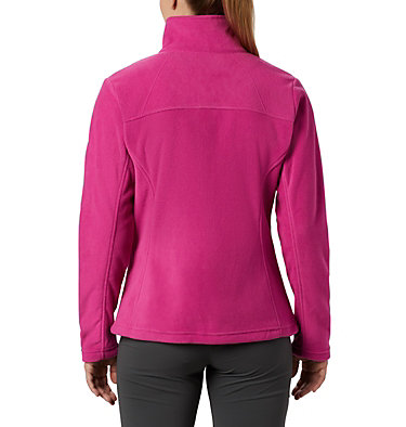 Women's Fast Trek™ II Fleece Jacket Fast Trek™ II Jacket | 010 | XS, Fuchsia, back