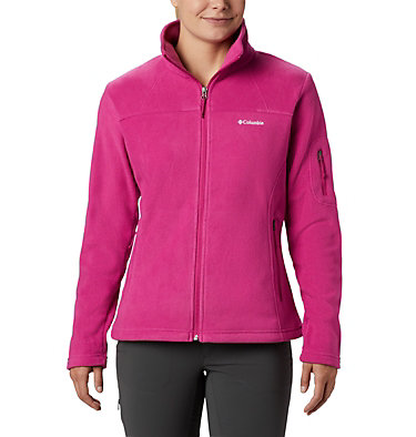 Women's Fast Trek™ II Fleece Jacket Fast Trek™ II Jacket | 010 | XS, Fuchsia, front