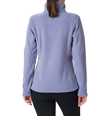Women's Fast Trek™ II Fleece Jacket Fast Trek™ II Jacket | 010 | XS, Dusty Iris, back