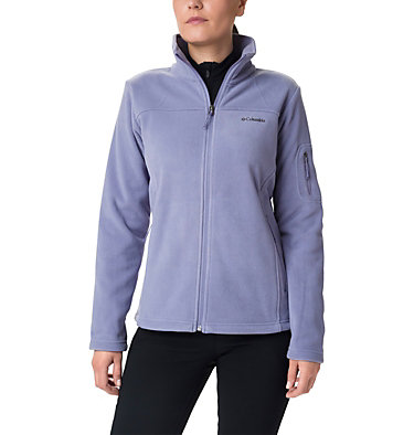 Women's Fast Trek™ II Fleece Jacket Fast Trek™ II Jacket | 010 | XS, Dusty Iris, front