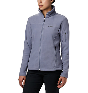 Women's Fast Trek™ II Fleece Jacket Fast Trek™ II Jacket | 010 | XS, New Moon, front