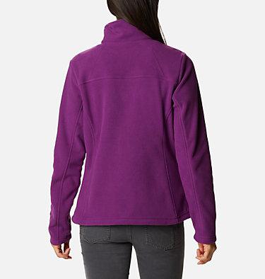 Women's Fast Trek™ II Fleece Jacket Fast Trek™ II Jacket | 370 | XS, Plum, back