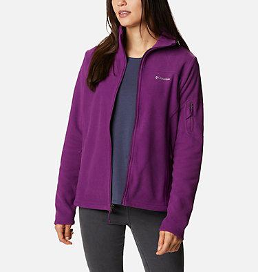 Women's Fast Trek™ II Fleece Jacket Fast Trek™ II Jacket | 370 | XS, Plum, front