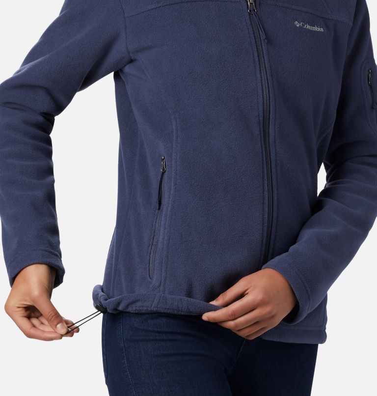 Fast Trek™ II Jacket | 591 | M Women's Fast Trek™ II Fleece Jacket, Nocturnal, a2