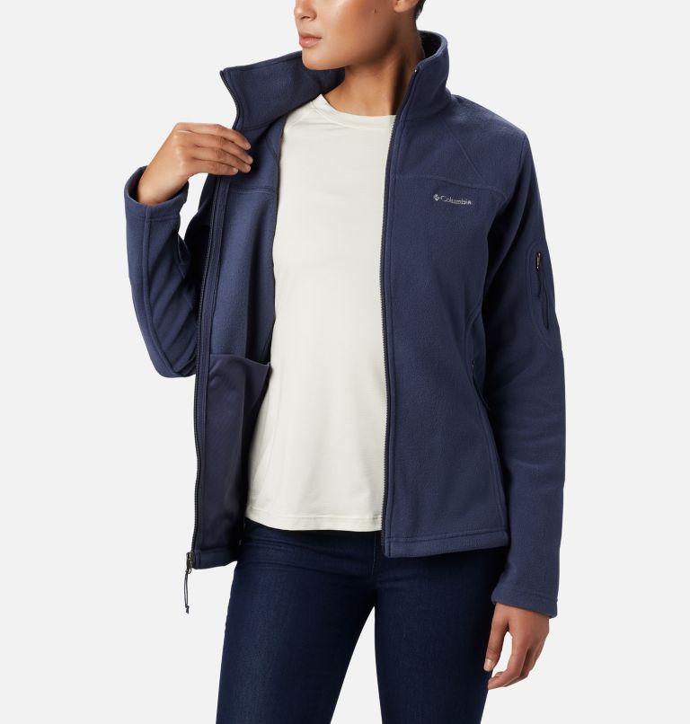 Fast Trek™ II Jacket | 591 | XL Women's Fast Trek™ II Fleece Jacket, Nocturnal, a3