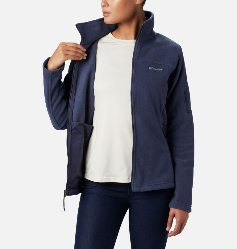 Fast Trek™ II Jacket | 591 | M Women's Fast Trek™ II Fleece Jacket, Nocturnal, a3