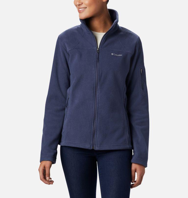 Fast Trek™ II Jacket | 591 | XL Women's Fast Trek™ II Fleece Jacket, Nocturnal, front