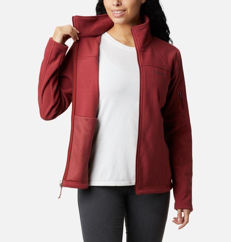 Fast Trek™ II Jacket | 619 | S Veste Fast Trek™ II Femme, Marsala Red, a4