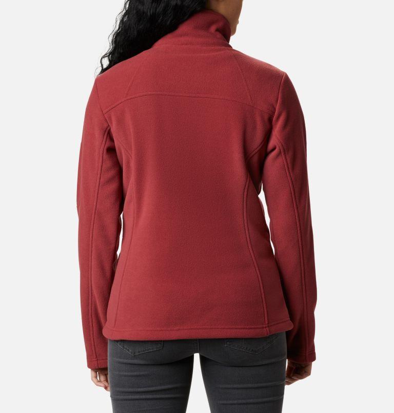 Fast Trek™ II Jacket | 619 | S Veste Fast Trek™ II Femme, Marsala Red, back