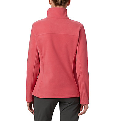 Women's Fast Trek™ II Fleece Jacket Fast Trek™ II Jacket | 010 | XS, Rouge Pink, back