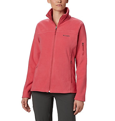 Women's Fast Trek™ II Fleece Jacket Fast Trek™ II Jacket | 010 | XS, Rouge Pink, front