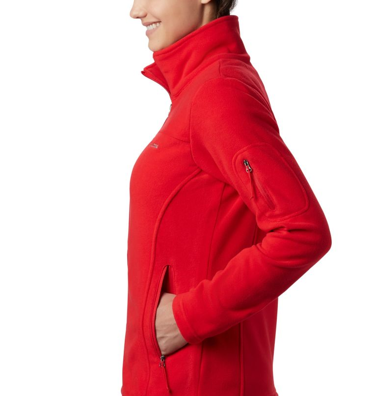 Fast Trek™ II Jacket | 658 | L Fast Trek™ II Jacket da donna, Red Lily, a1