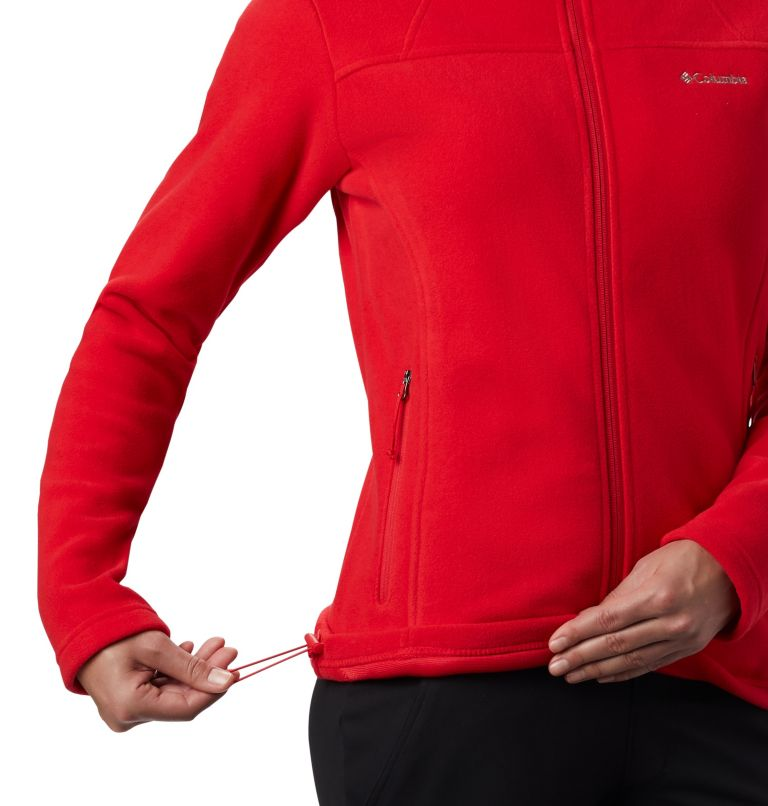 Fast Trek™ II Jacket | 658 | L Fast Trek™ II Jacket da donna, Red Lily, a2