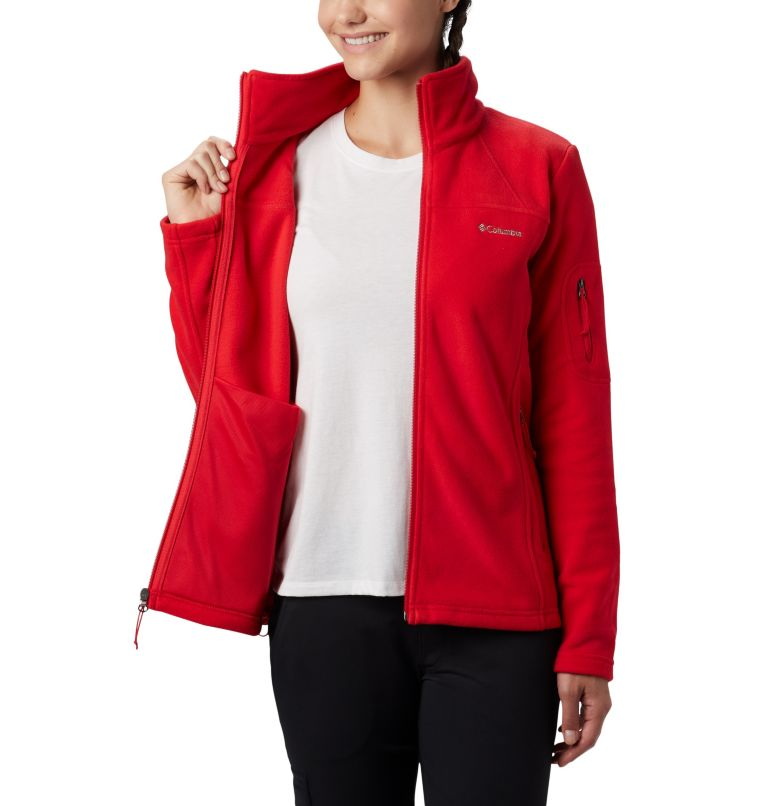 Fast Trek™ II Jacket | 658 | L Fast Trek™ II Jacket da donna, Red Lily, a3