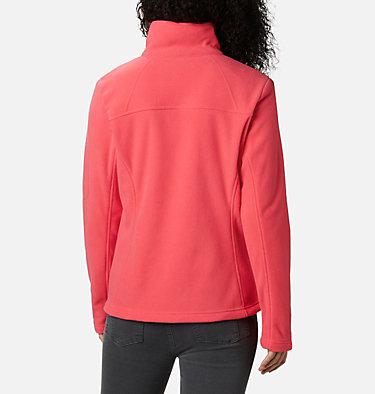 Women's Fast Trek™ II Fleece Jacket Fast Trek™ II Jacket | 370 | XS, Bright Geranium, back
