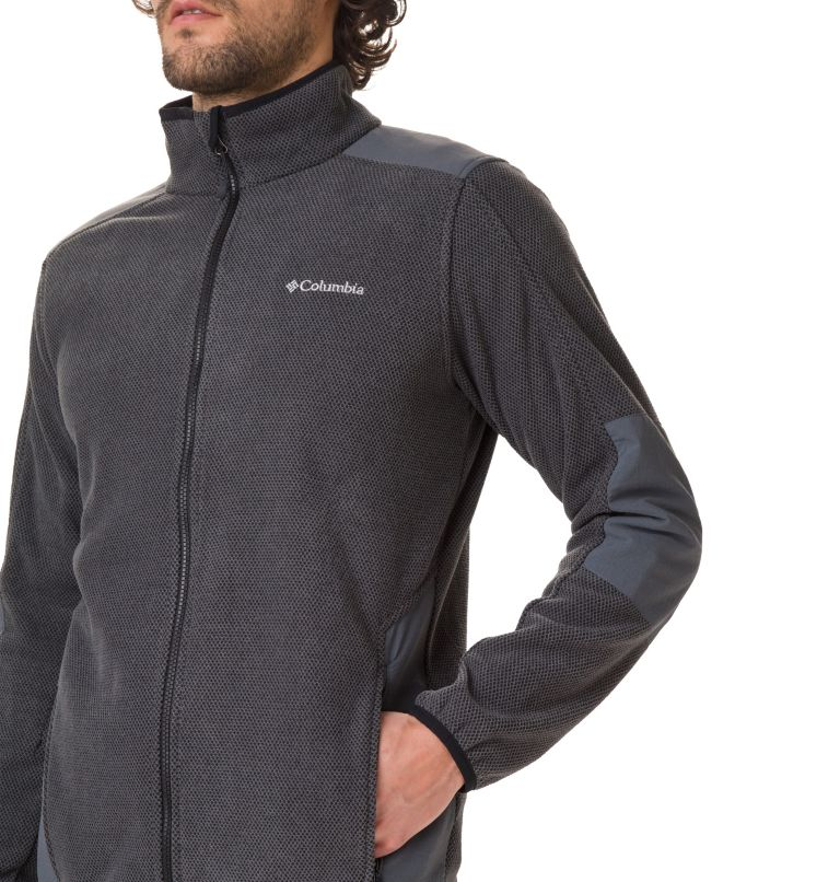 Men's Tough Hiker™ Full-Zip Fleece Men's Tough Hiker™ Full-Zip Fleece, a2