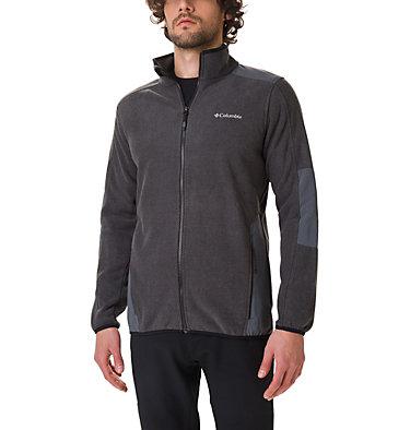 Men's Tough Hiker™ Full-Zip Fleece Tough Hiker™ Full Zip Fleece | 010 | L, Black, front