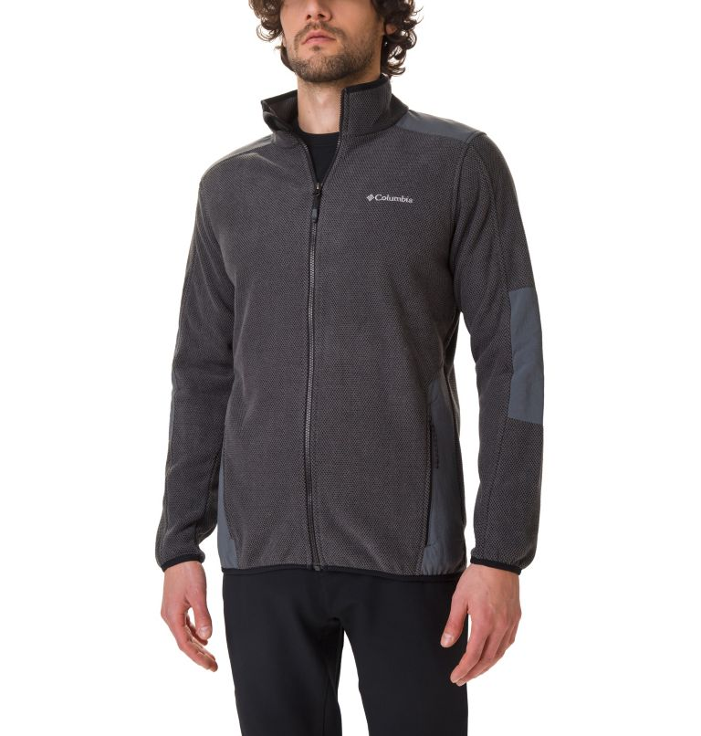 Men's Tough Hiker™ Full-Zip Fleece Men's Tough Hiker™ Full-Zip Fleece, front