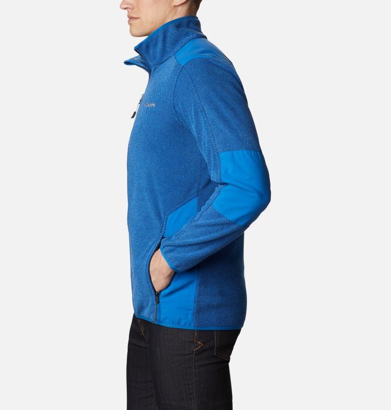Tough Hiker™ Full Zip Fleece | 432 | XXL Men's Tough Hiker™ Full-Zip Fleece, Bright Indigo, a1
