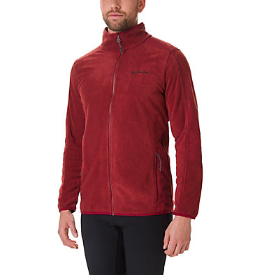 Men's Tough Hiker™ Full-Zip Fleece , front