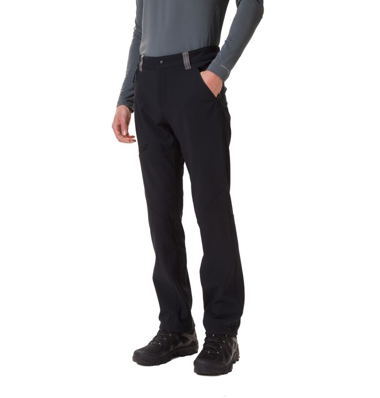 Triple Canyon™ Fall Hiking Pan | 010 | 34 Men's Triple Canyon™ Fall Hiking Trousers, Black, front