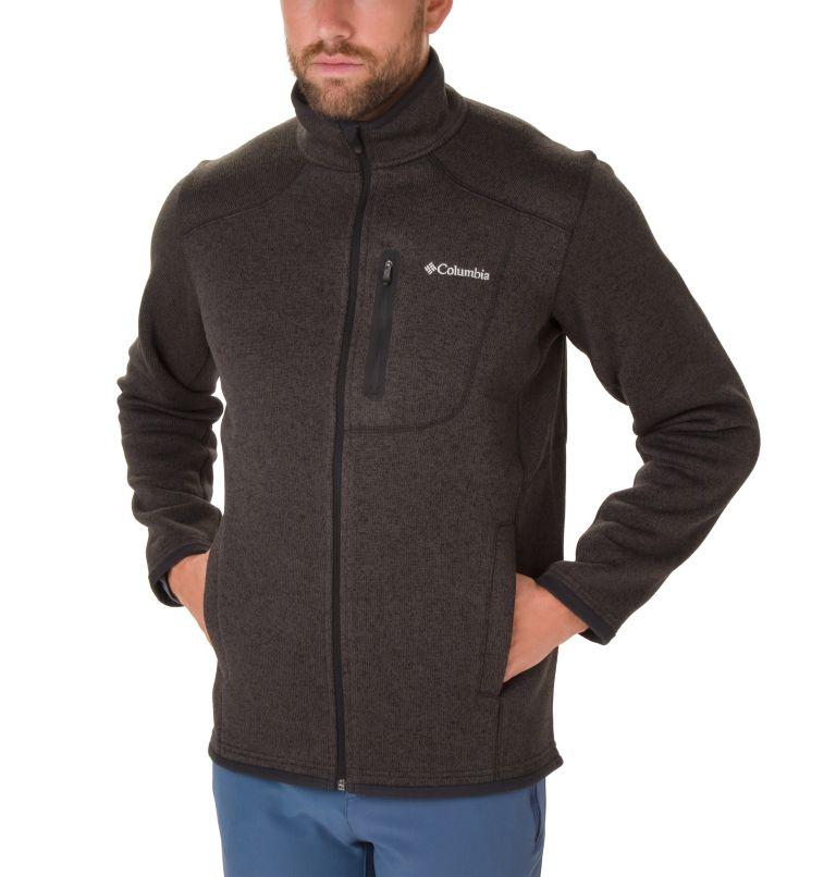 Altitude Aspect™ FZ | 010 | XXL Men's Altitude Aspect™ Full Zip Fleece Jacket, Black, Heather, a1