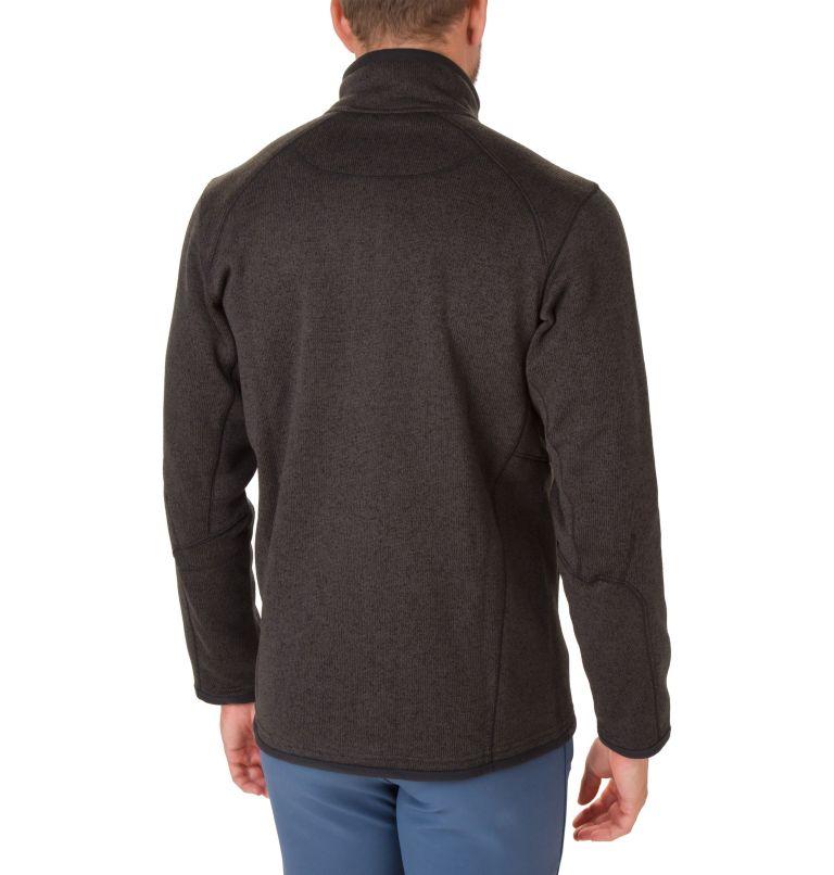 Altitude Aspect™ FZ | 010 | XXL Men's Altitude Aspect™ Full Zip Fleece Jacket, Black, Heather, back