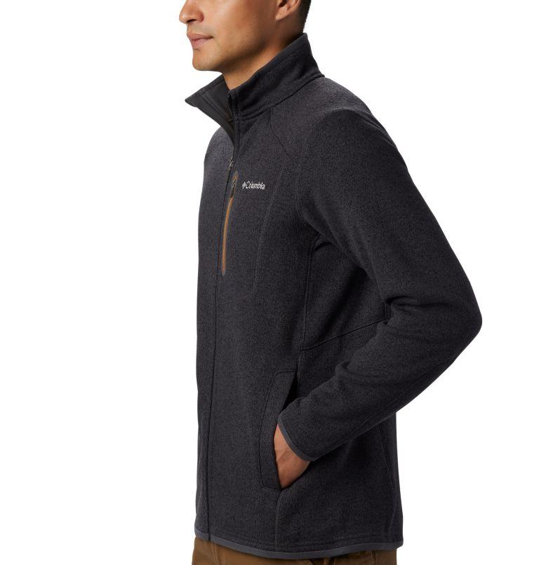 Altitude Aspect™ FZ | 011 | XL Men's Altitude Aspect™ Full Zip Fleece Jacket, Shark, Burnished Amber, a2