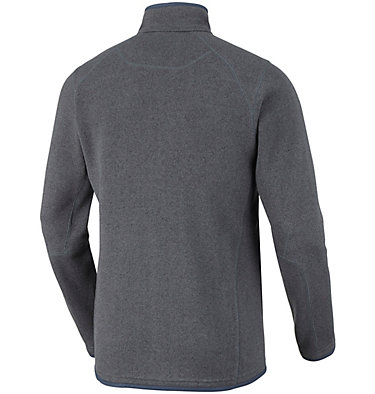 Men's Altitude Aspect™ Full Zip Fleece Jacket Altitude Aspect™ FZ | 419 | S, India Ink, Heather, back