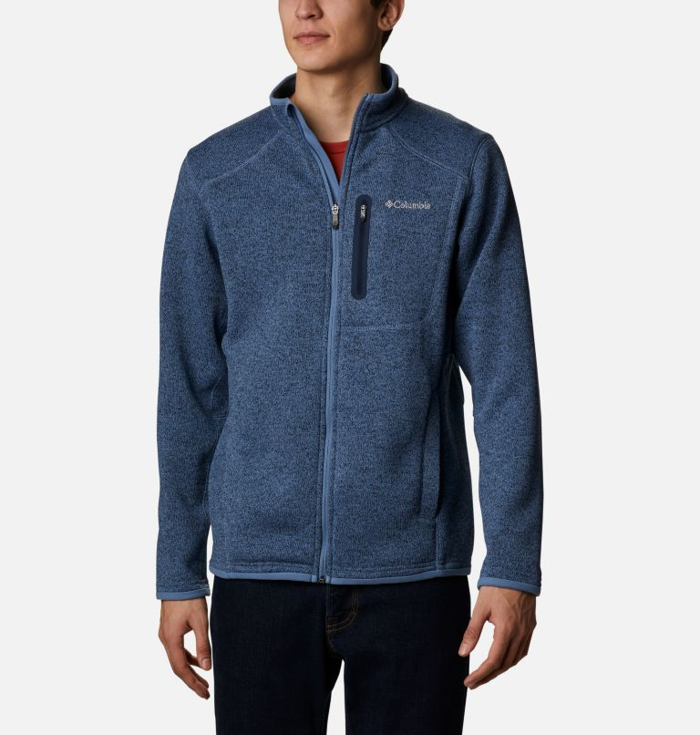 Men's Altitude Aspect™ Full Zip Fleece Jacket Men's Altitude Aspect™ Full Zip Fleece Jacket, front
