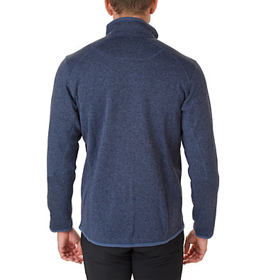 Men's Altitude Aspect™ Full Zip Fleece Jacket Altitude Aspect™ FZ | 419 | S, Dark Mountain Heather, back