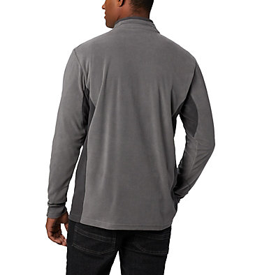 Men's Klamath Range™ II ½ Zip Klamath Range™ II Half Zip | 010 | XS, City Grey, Shark, back