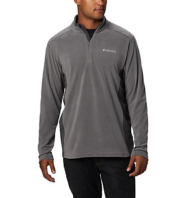 Men's Klamath Range™ II ½ Zip Klamath Range™ II Half Zip | 010 | XS, City Grey, Shark, front