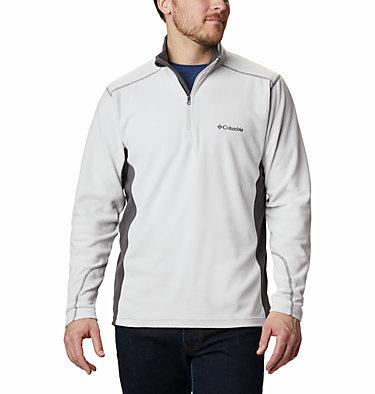 Men's Klamath Range™ II ½ Zip Klamath Range™ II Half Zip | 043 | XS, Nimbus Grey, Shark, front