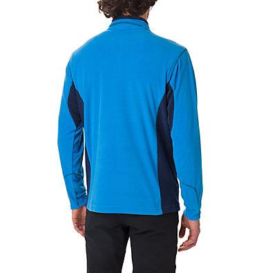 Men's Klamath Range™ II ½ Zip Klamath Range™ II Half Zip | 043 | XS, Azure Blue, Collegiate Navy, back