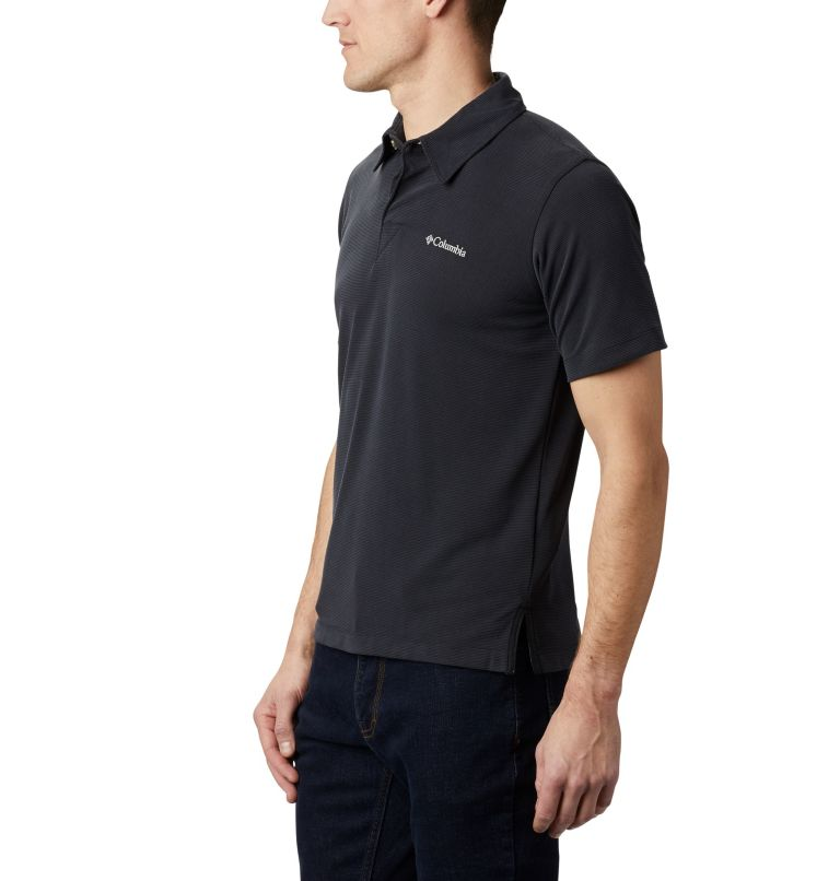 Sun Ridge™ Polo | 010 | S Men's Sun Ridge™ Polo, Black, a1