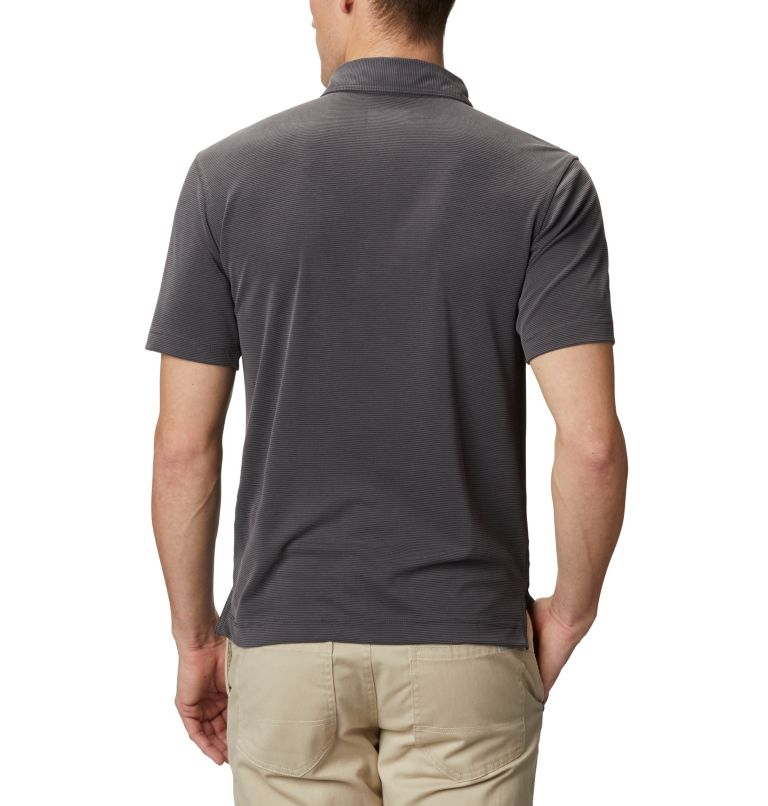 Sun Ridge™ Polo | 011 | XXL Men's Sun Ridge™ Polo, Shark, back