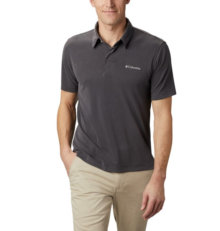 Sun Ridge™ Polo | 011 | XXL Men's Sun Ridge™ Polo, Shark, front