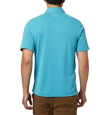 Men's Sun Ridge™ Polo Sun Ridge™ Polo | 816 | XS, Clear Water, back
