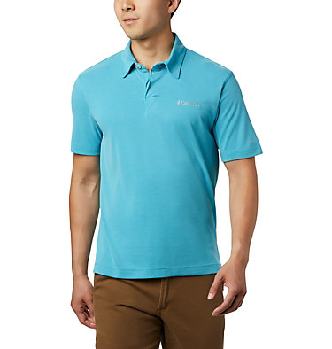 Men's Sun Ridge™ Polo Sun Ridge™ Polo | 816 | XS, Clear Water, front
