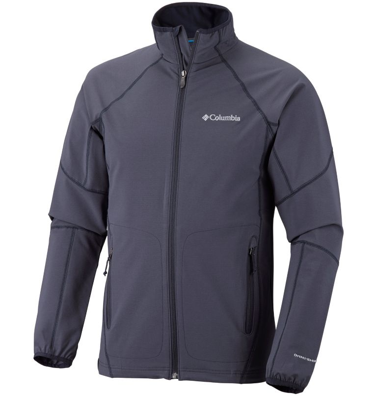 columbia herren sweet as softshell jacke