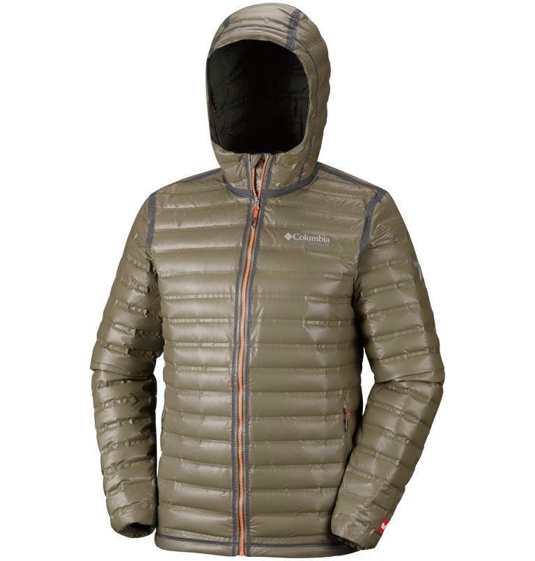 Chaqueta de plumón con capucha OutDry™ Ex Gold para hombre Chaqueta de plumón con capucha OutDry™ Ex Gold para hombre, a1