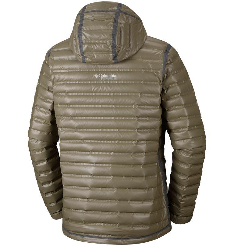 Chaqueta de plumón con capucha OutDry™ Ex Gold para hombre Chaqueta de plumón con capucha OutDry™ Ex Gold para hombre, back