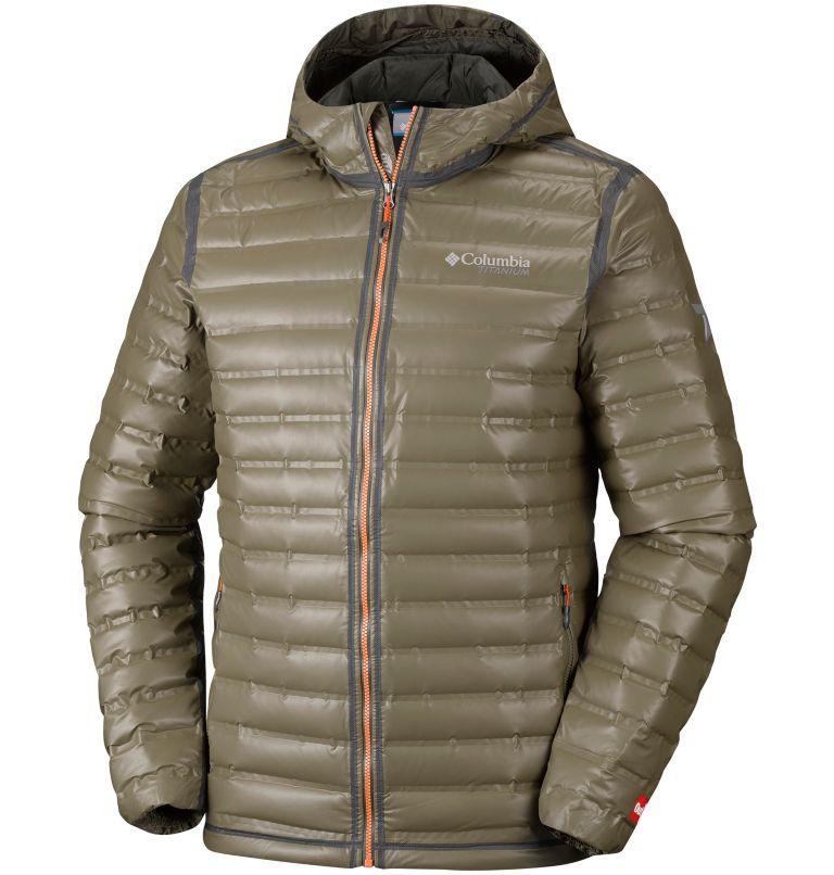 Chaqueta de plumón con capucha OutDry™ Ex Gold para hombre Chaqueta de plumón con capucha OutDry™ Ex Gold para hombre, front